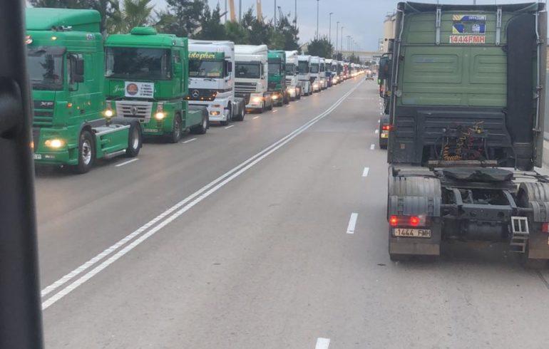 demandas transporte portuario